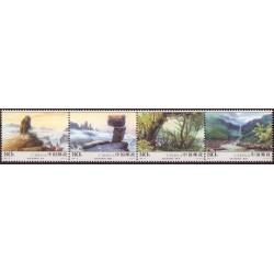 Chiny - Nr 3668 - 71 2005r - Krajobrazy