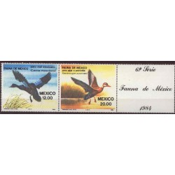 Meksyk - Nr 1893 - 941984r  - Ptaki