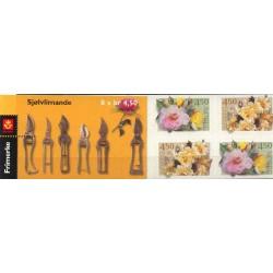 Norwegia - Nr 1392 - 932001r - Kwiaty