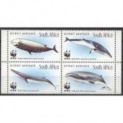 RPA - Nr 1177 - 801998r - WWF - Ssaki morskie