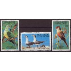Polinezja Fr - Nr 333 - 35 1981r - Ptaki