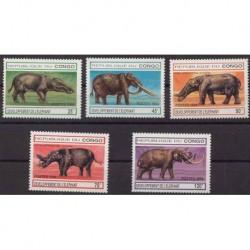 Kongo - Nr 1412 - 161994r - Dinozaury
