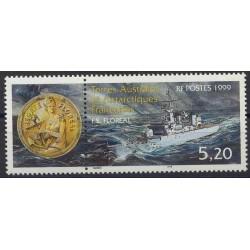 TAAF - Nr 393 1999r - Okręt