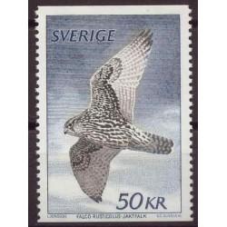 Szwecja - Nr 1140 1981r - Ptak - Słania