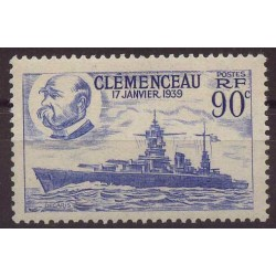 Francja - Nr 443 1939r - Okręt