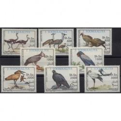 Somalia - Nr 460 - 67 1993r - Ptaki