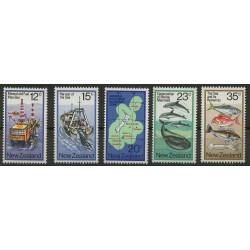 Nowa Zelandia - Nr 746 - 501978r - Ryby