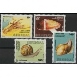 Senegal - Nr 969 - 721988r - Muszle