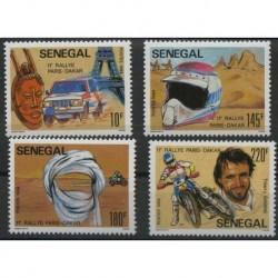 Senegal - Nr 1000 - 03 1989r - Samochody