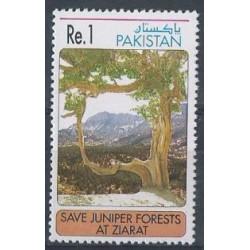 Pakistan - Nr 922 1985r - Drzewa