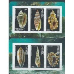 Polinezja Fr. - Nr 1333 - 38 MH 2017r - Muszle