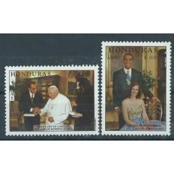 Honduras - Nr Chr 2781999r - Papież