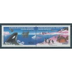 Chile - Nr 1401 - 021990r - Marynistyka - Ptaki