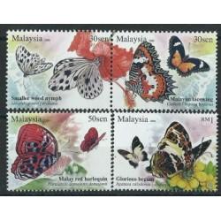 Malezja - Nr 1538 - 412008r - Motyle