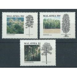 Malezja - Nr 461 - 631992r - Drzewa