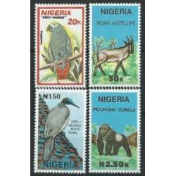 Nigeria - Nr 561 - 641990r - Ptaki - Ssaki