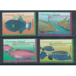 Wyspy Bożego Narodzenia - Nr 417 - 20 1996r - Ryby