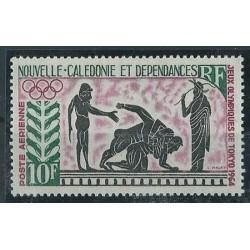 Nowa Kaledonia - Nr 410 1964r - Sport - Olimpiada