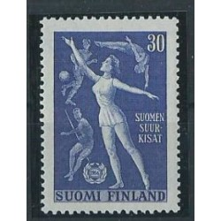 Finlandia - Nr 456 1956r - Sport