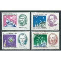 Rumunia - Nr 3001 - 04 1971r - Kosmos