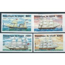 Niger - Nr 888 - 91 B 1984r - Marynistyka