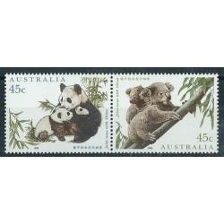 Australia - Nr 1497 - 98 1995r - Ssaki