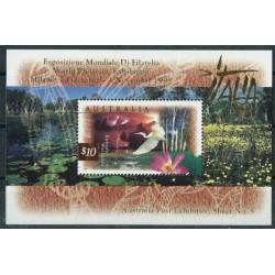 Australia - Bl 24 ii 1997r - Ptaki