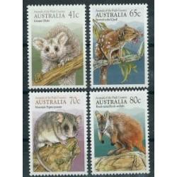 Australia - Nr 1189 - 92 1990r - Ssaki