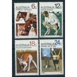 Australia - Nr 468 - 71 1971r - Ssaki - Psy