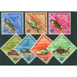 Togo - Nr 543 - 49 1967r - Ryby