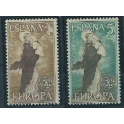 Hiszpania - Nr 1411 - 12 1963r - CEPT - Religia