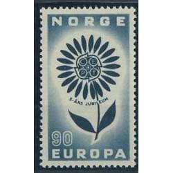Norwegia - Nr 521 1964r - CEPT