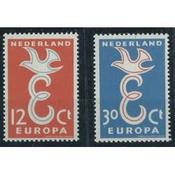 Holandia - Nr 718 - 19 1958r - CEPT