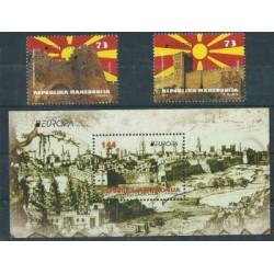 Macedonia - Nr 796 - 97 Bl 332017r - CEPT