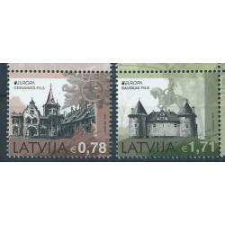 Łotwa - Nr 1011 - 12 2017r - CEPT