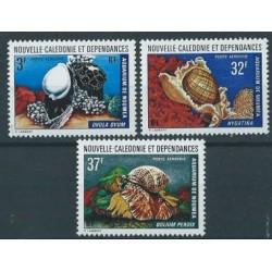Nowa Kaledonia - Nr 547 - 49 1974r - Muszle