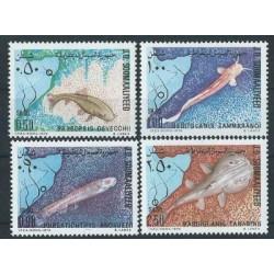 Somalia - Nr 288 - 91 1979r - Ryby