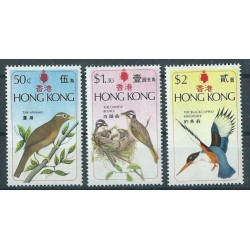 Hong Kong - Nr 313 - 15 1975r - Ptaki