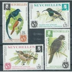Seszele - Nr 362 - 65 1975r - Ptaki