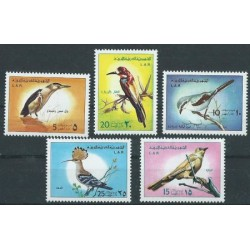 Libia - Nr 520 - 24 1976r - Ptaki
