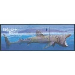 Guernsey - Bl 40 2005r - Ssaki morskie