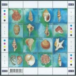 Malta - Nr 1286 - 01 Klb 2003r - Muszle