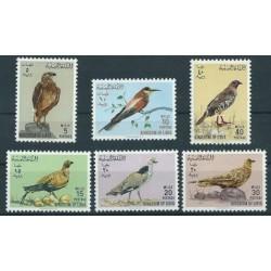 Libia - Nr 178 - 83 1965r - Ptaki