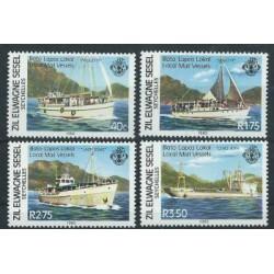 Zil Seszele - Nr 036 - 39 1982r - Marynistyka