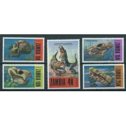 Zambia - Nr 097 - 01 973r - Dinozaury