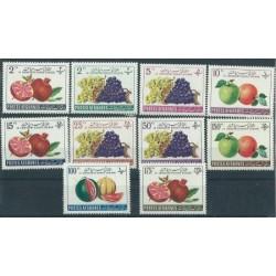Afganistan - Nr 685 - 92 1962r - Owoce