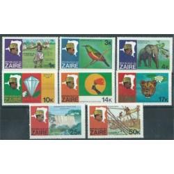 Zair - Nr 589 - 96 1979r - Ptaki - Ssaki