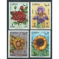 Libia - Nr 193 - 96 1965r - Kwiaty