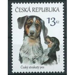 Czechy - Nr 873 2016r - Psy