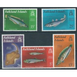 Falklandy - Nr 336 - 40 1981r - Ryby